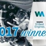 Ward's 10 Best Engine Award