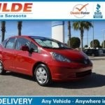 Used Car of the Week- 2013 Honda Fit Base Hatchback