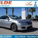 Used Car of the Week- 2015 Honda Accord Hybrid