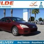 Used Car of the Week- 2006 Honda Accord 3.0 EX