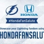 Win Tampa Bay Lighting Tickets with the Honda Fan Salute