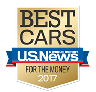 The 2017 Honda Fit was given the Best Cars Award from U.S. News & World Report