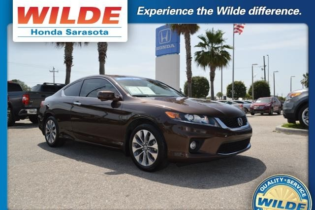 Certified Pre-Owned 2015 Honda Accord CVT EX-L