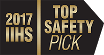 The 2017 Honda Pilot was the 2017 IIHS Top Safety Pick