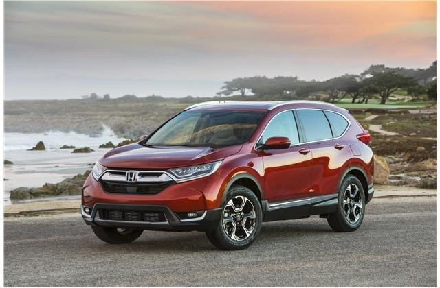2017 Honda CR-V Named Best New Car for Teens
