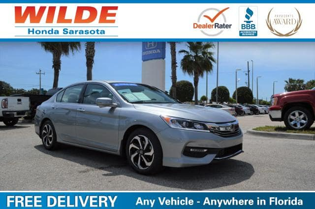 Certified Pre-Owned 2016 Honda Accord