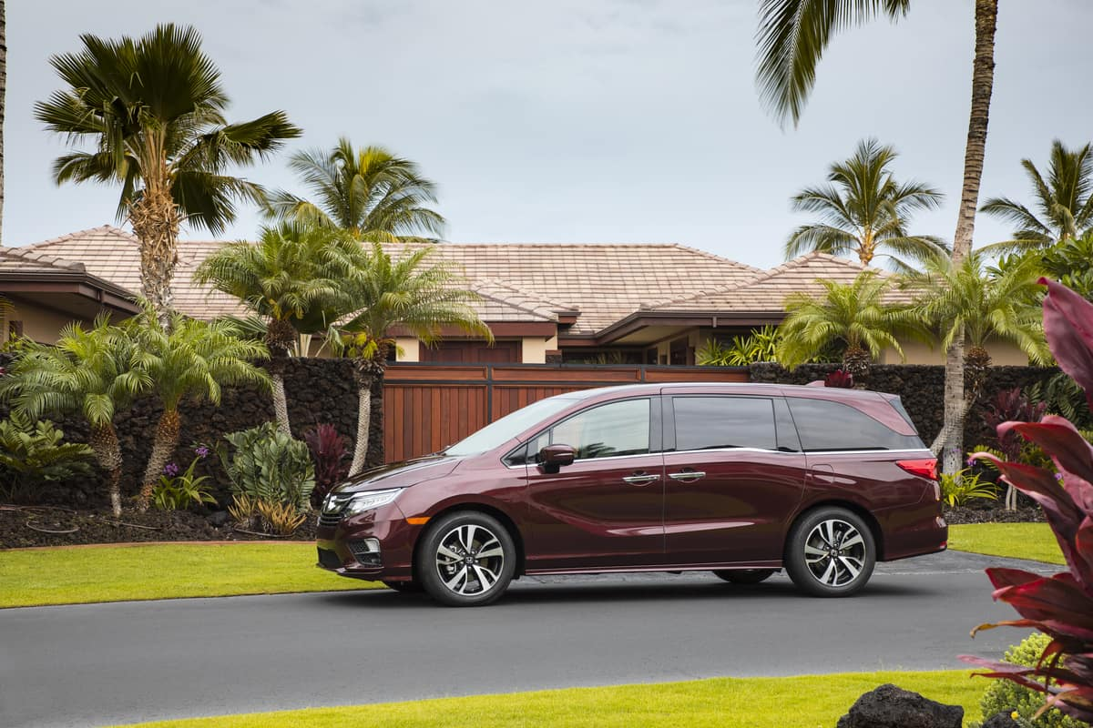 Honda Odyssey Highlighted in Best of What's New Award