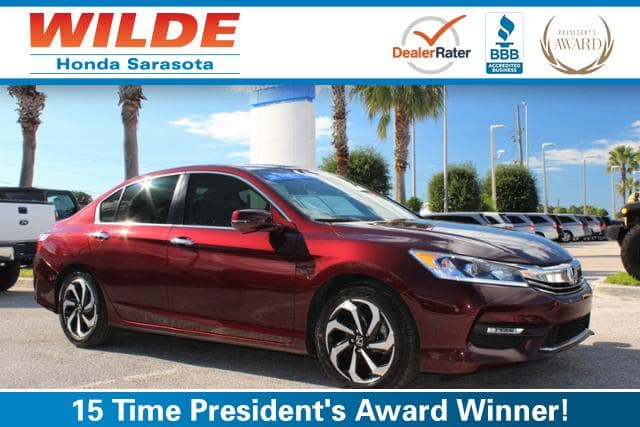 Carfax Customer Service >> Used Car of the Week- Certified Pre-Owned 2016 Honda ...