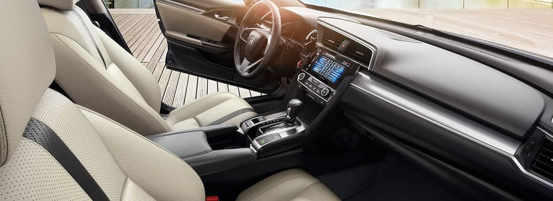 Great 2018 Honda Civic Interior