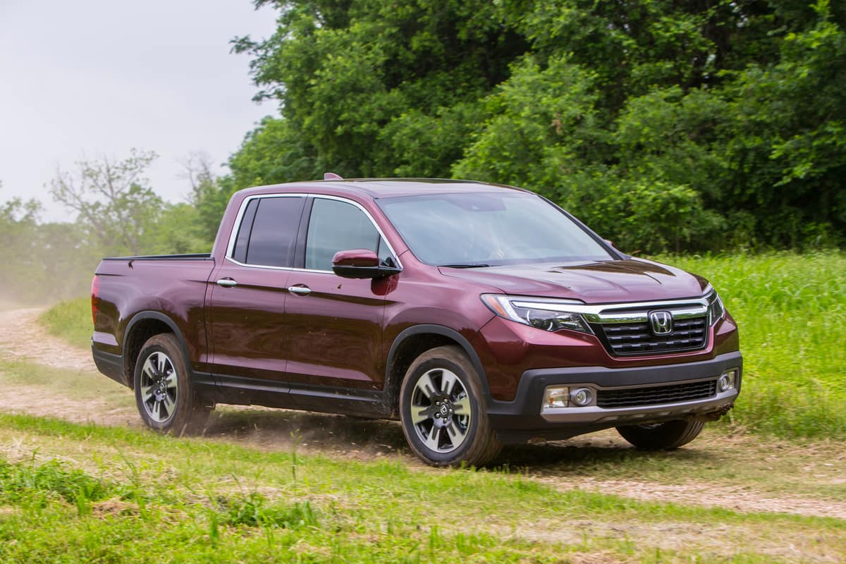 Honda Ridgeline Named To Car And Driveru0027s List Of Best Trucks