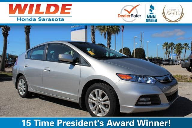 Pre-Owned 2012 Honda Insight