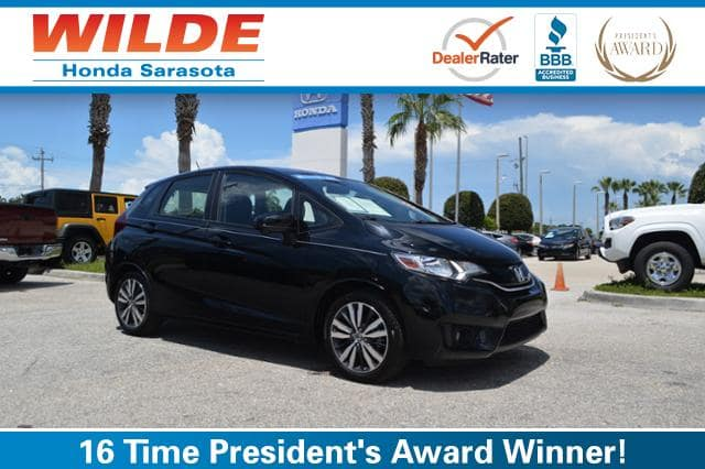 Certified Pre-Owned 2016 Honda Fit