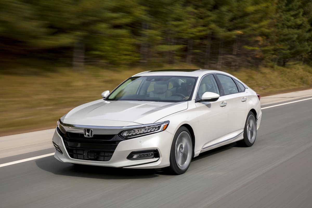 You Must Test Drive the Honda Accord