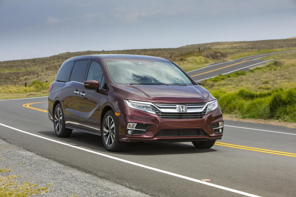 Odyssey and CR-V Named Best Cars for Families