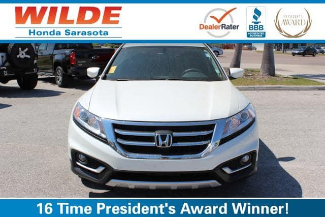 Certified Pre-Owned 2015 Honda Crosstour