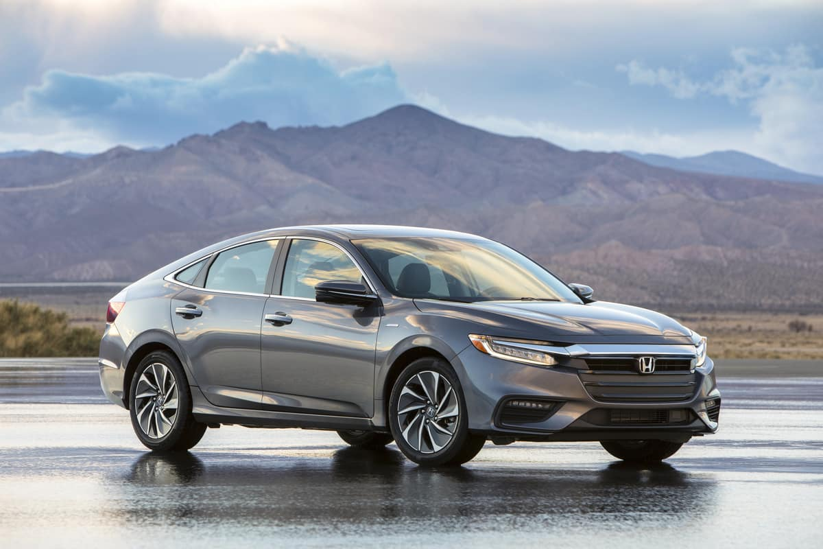What is the Honda Insight?