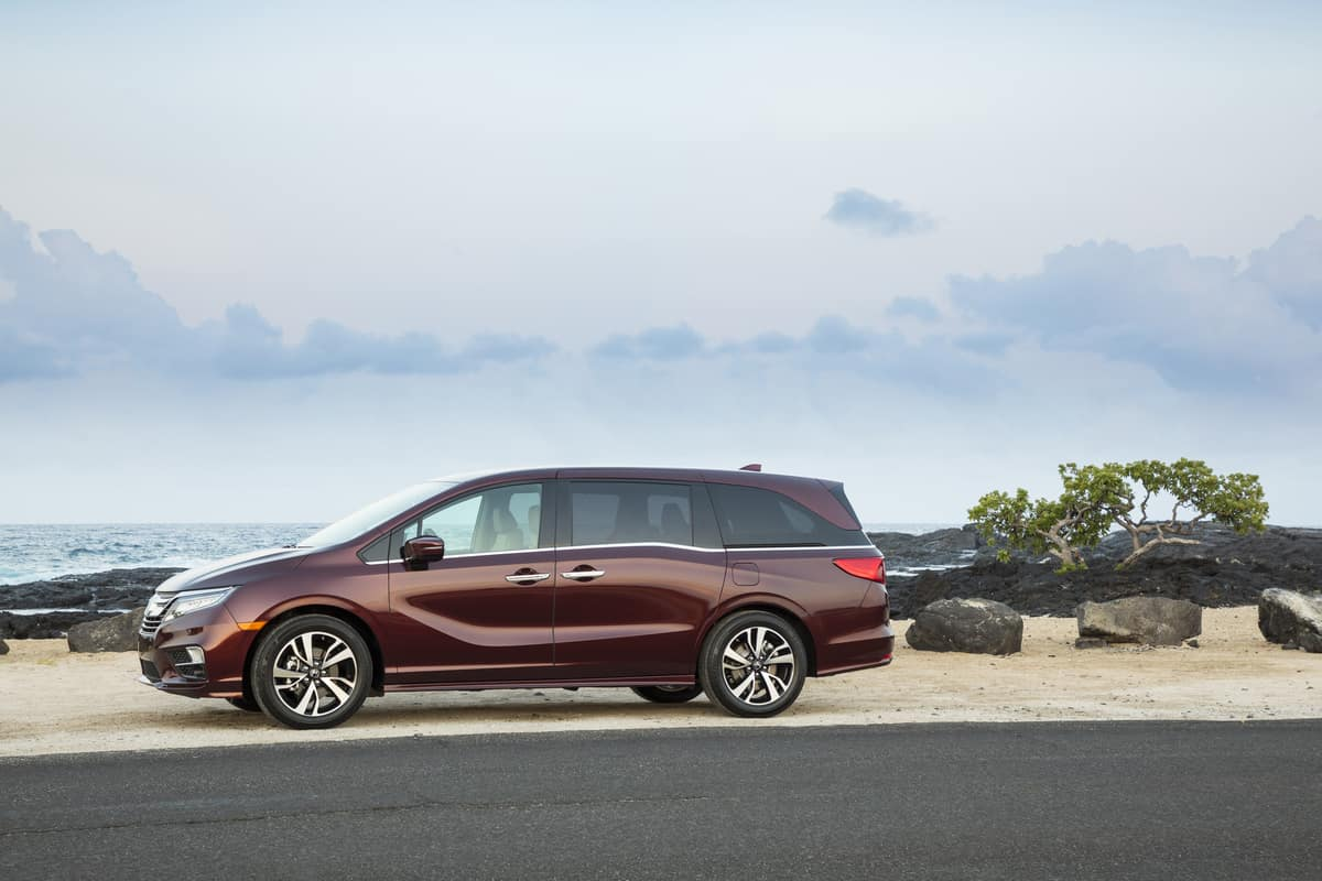 The 2019 Honda Odyssey is on Sale this Month