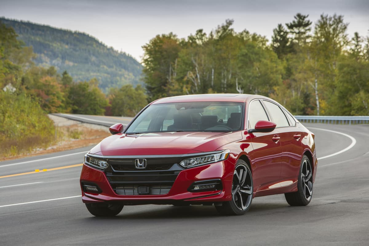 Do the Honda Accord, Civic and CR-V Retain their Value?