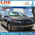 Certified Pre-Owned 2016 Honda Odyssey