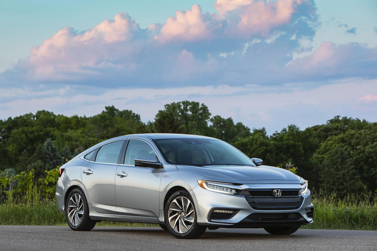All You Need To Know: The 2019 Honda Insight