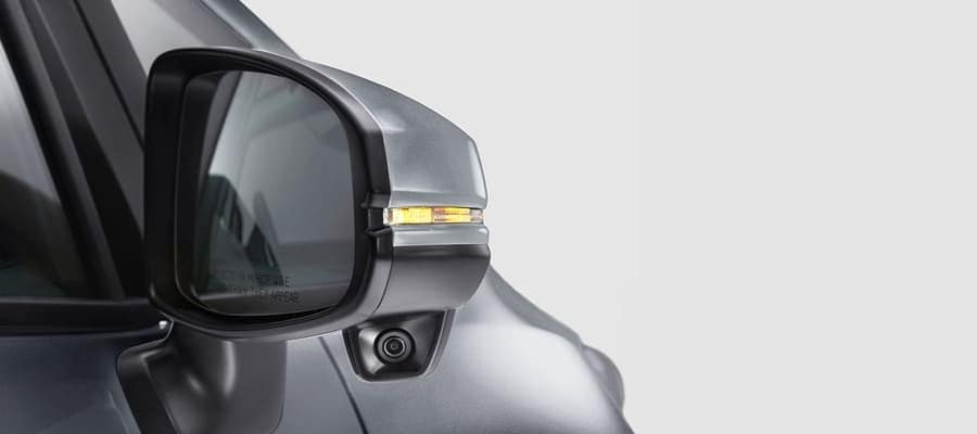 2019 Honda Fit side view mirror