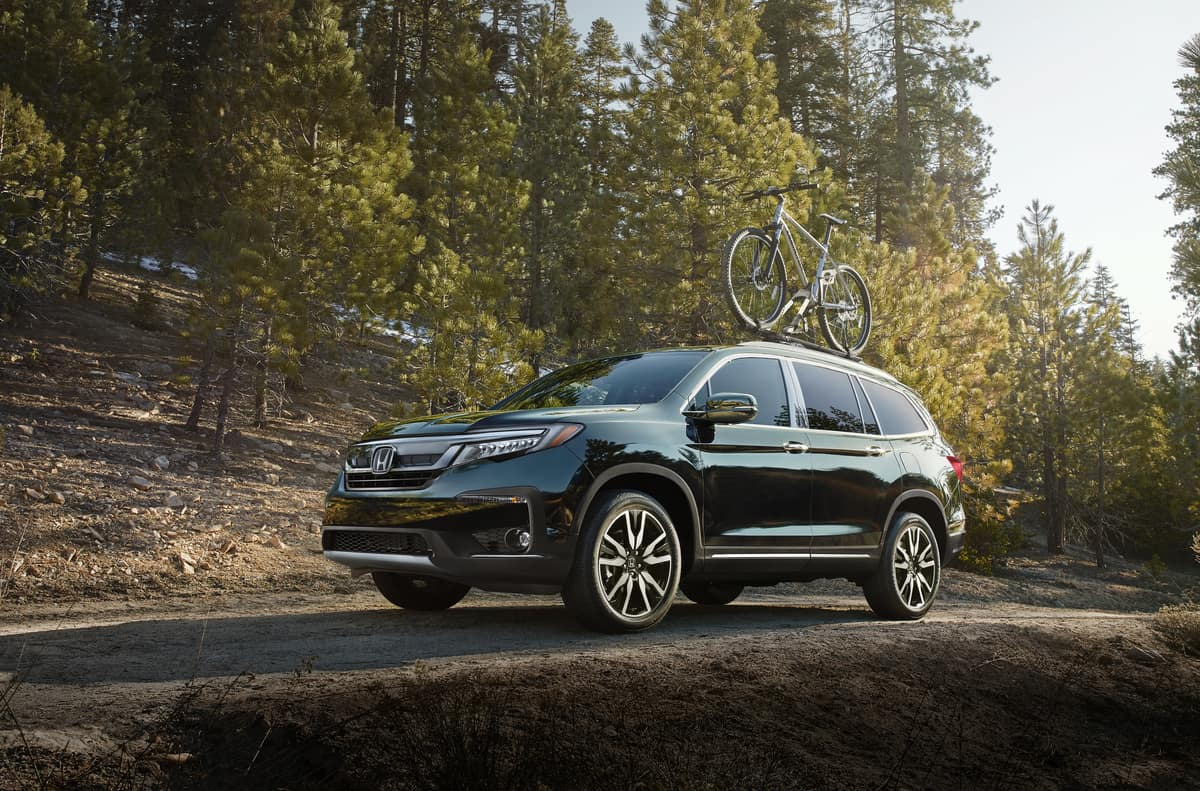 The 2019 Honda Pilot is Here