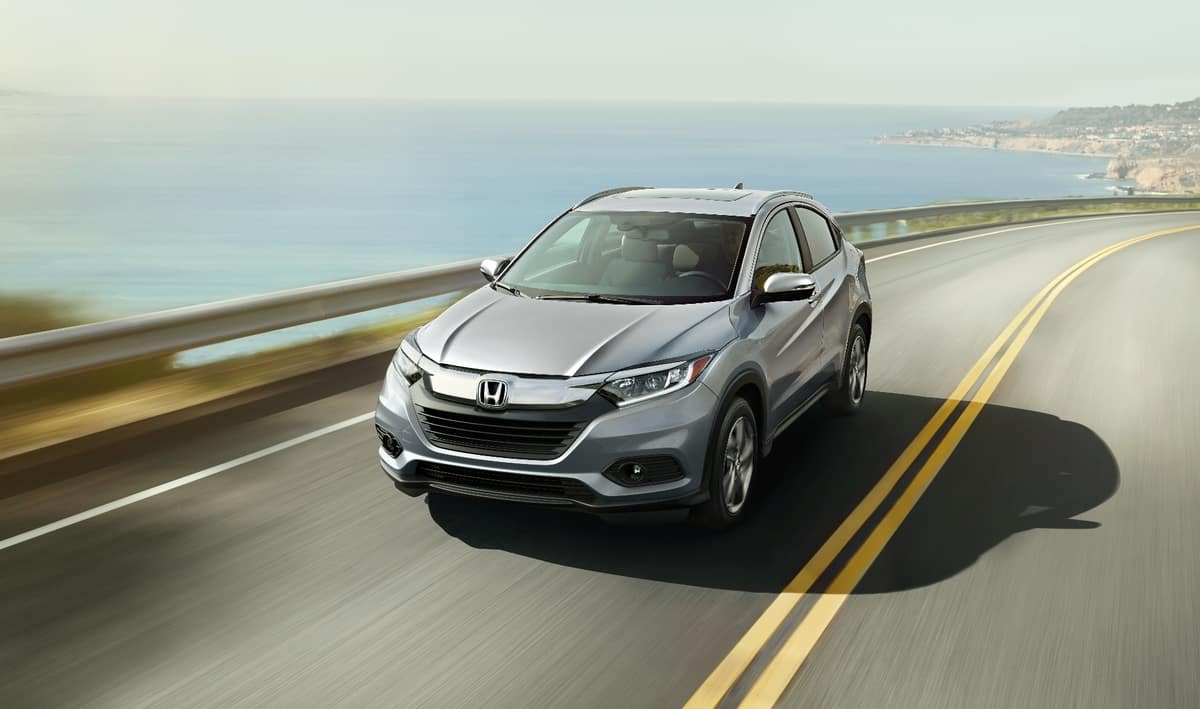 The 2019 Honda HR-V Hits Dealers Showrooms this Week