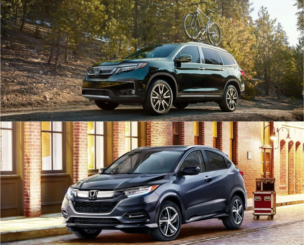 Refreshed HR-V and Pilot Expected This Month