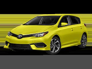 2018 Yellow Corolla