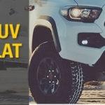 Truck/SUV & Run Flat Tires