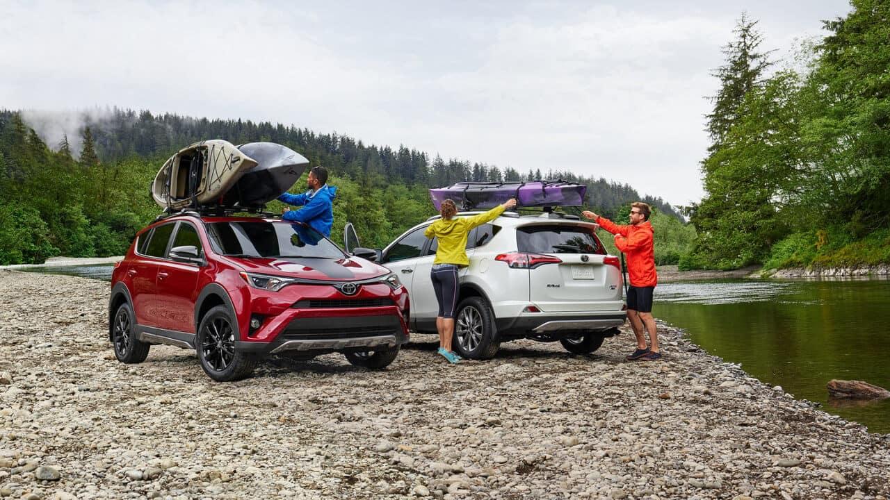 2018 Toyota RAV4 Pair