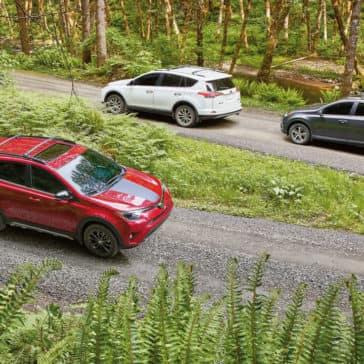 2018 Toyota RAV4 Forest