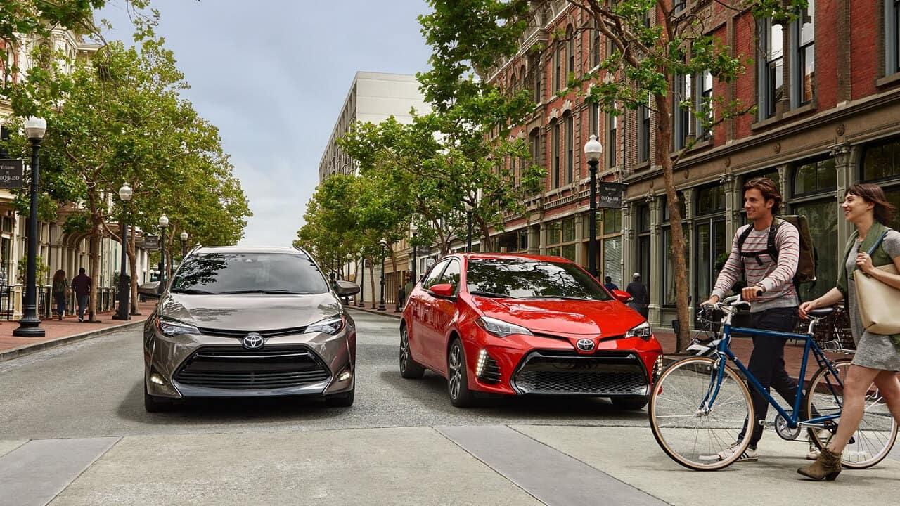 2018 Toyota Corolla Pair