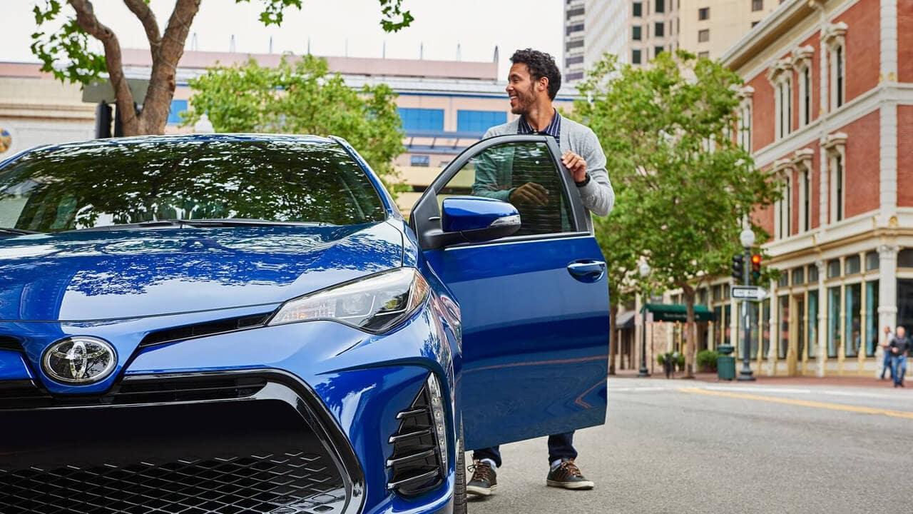 2018 Toyota Corolla Street