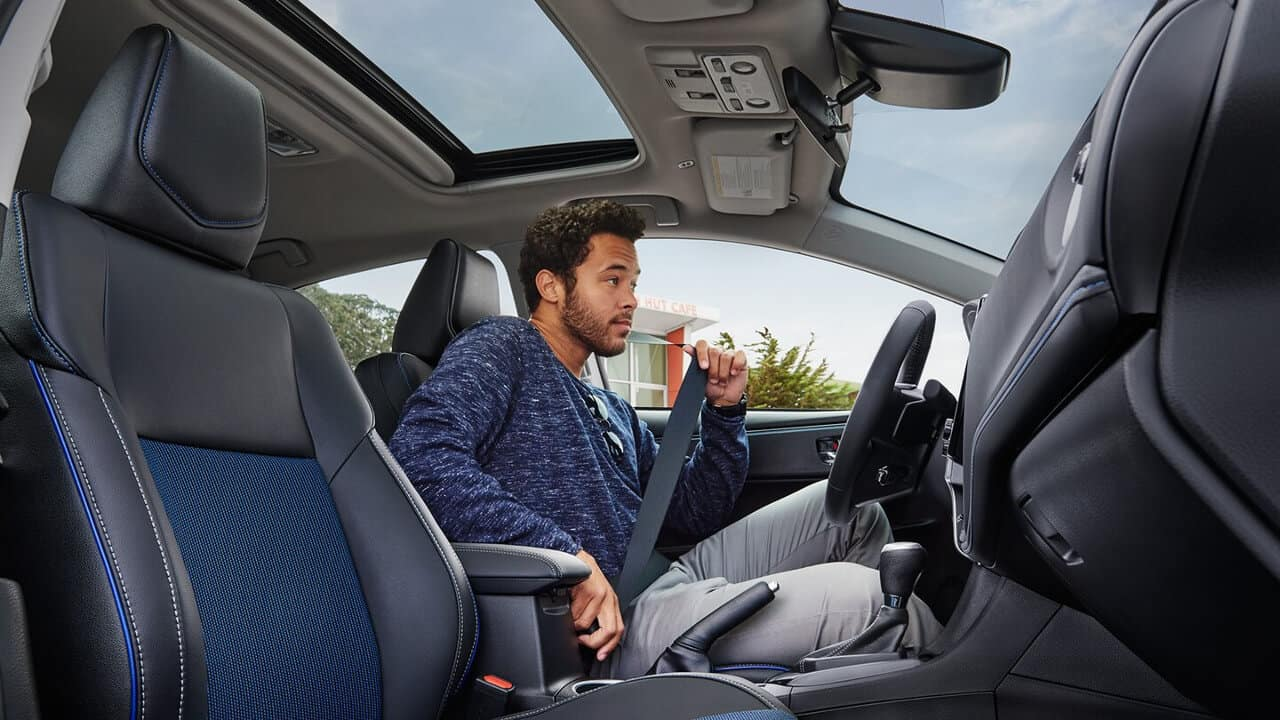 2018 Toyota Corolla Driver