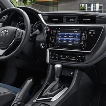 2018 Toyota Corolla Dash