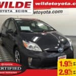 Certified Pre-Owned 2015 Toyota Prius