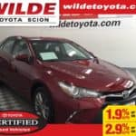 Certified Pre-Owned 2015 Toyota Camry