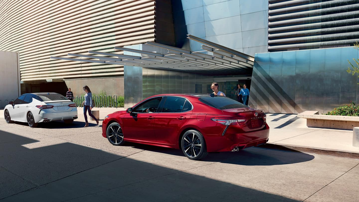 Should I Test Drive the New Toyota Camry?
