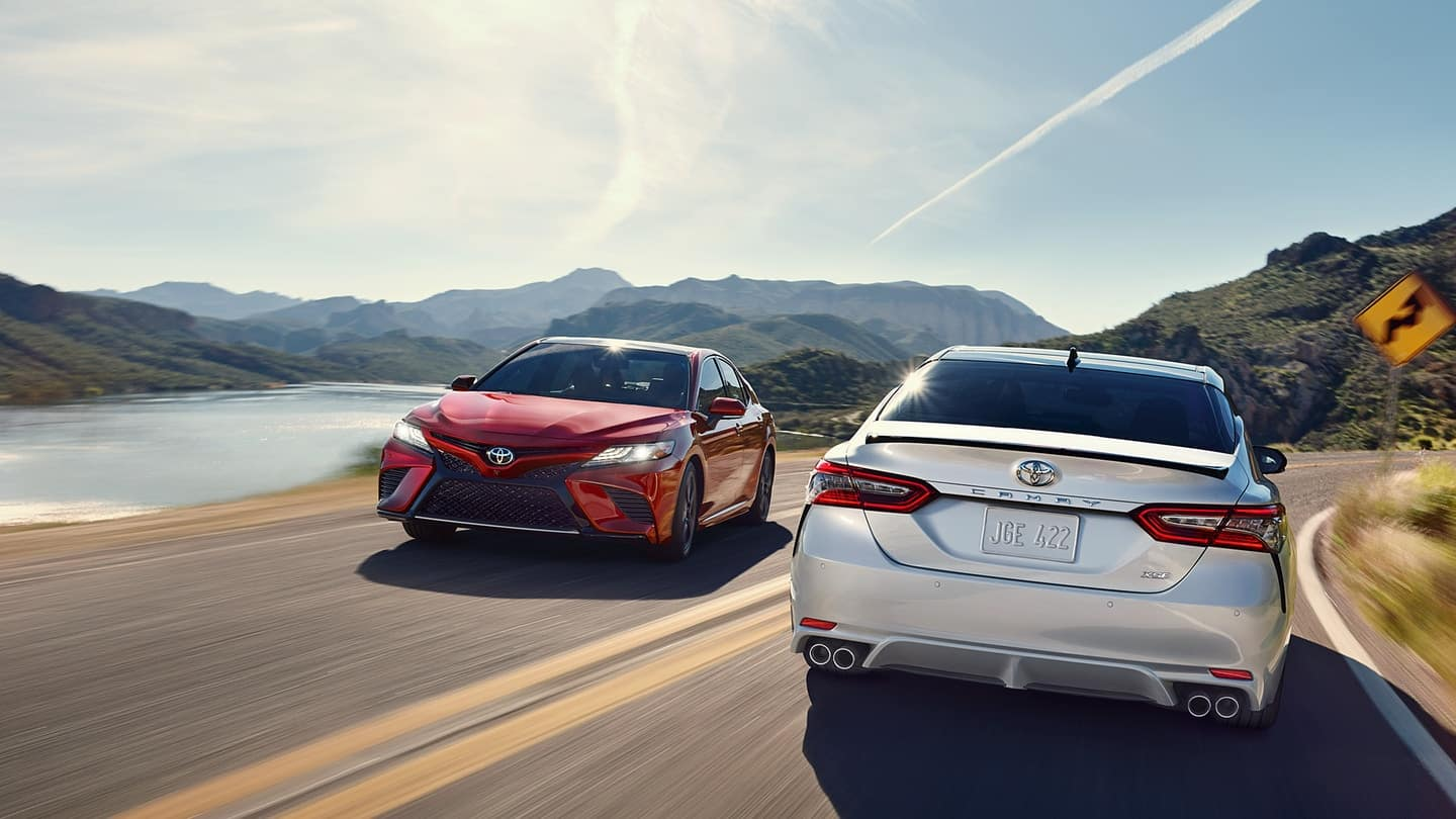 Toyota Camry Named Best Car for Families