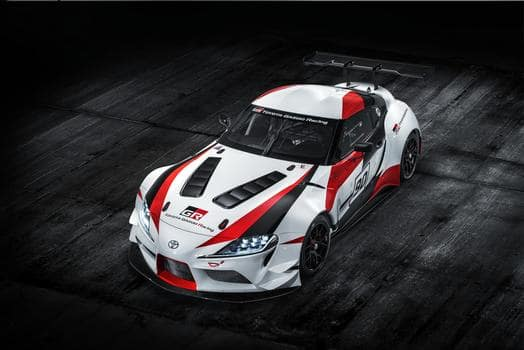 Toyota Reveals GR Supra Racing Concept