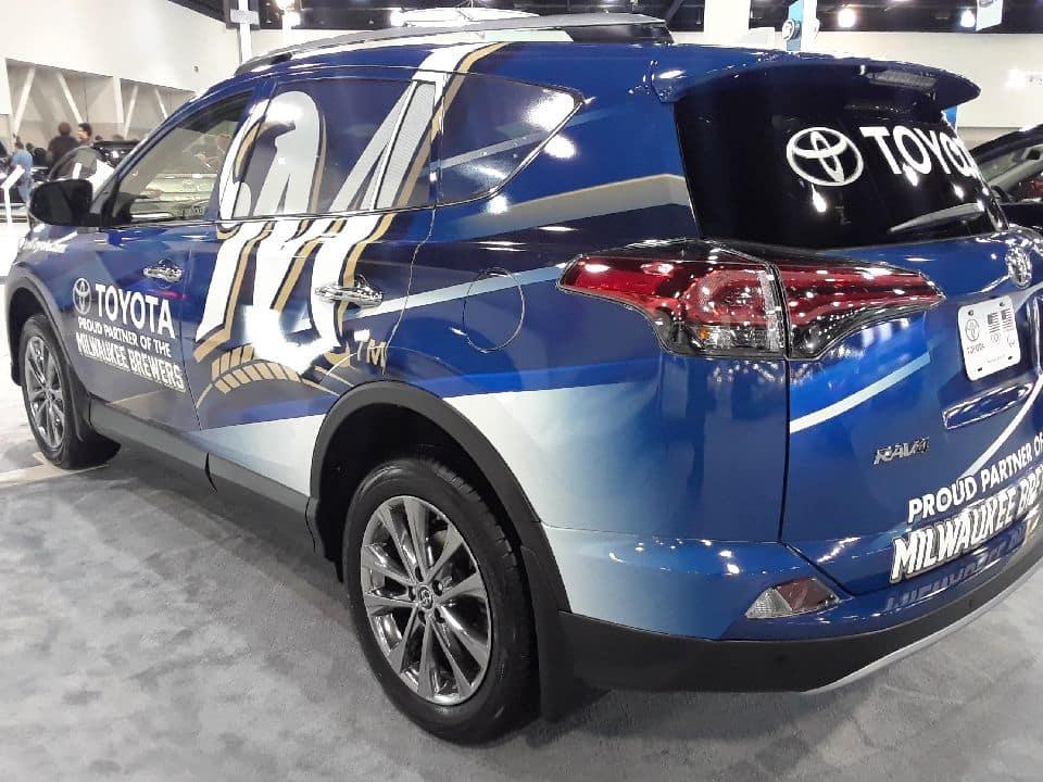 Milwaukee Auto Show Toyota Info Wilde Toyota In West Allis WI - Car show milwaukee 2018