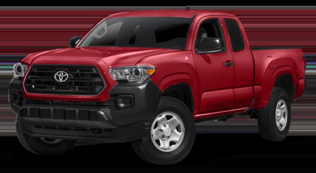 2018 Toyota Tacoma Compare