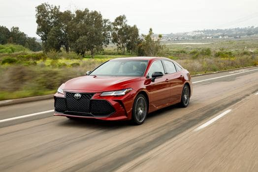 The Avalon, Corolla Hatchback, and Camry Honored in Texas Auto Roundup