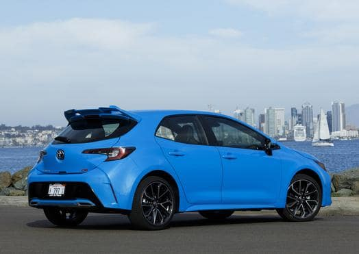 The Toyota Corolla Hatch Is Back For 2019