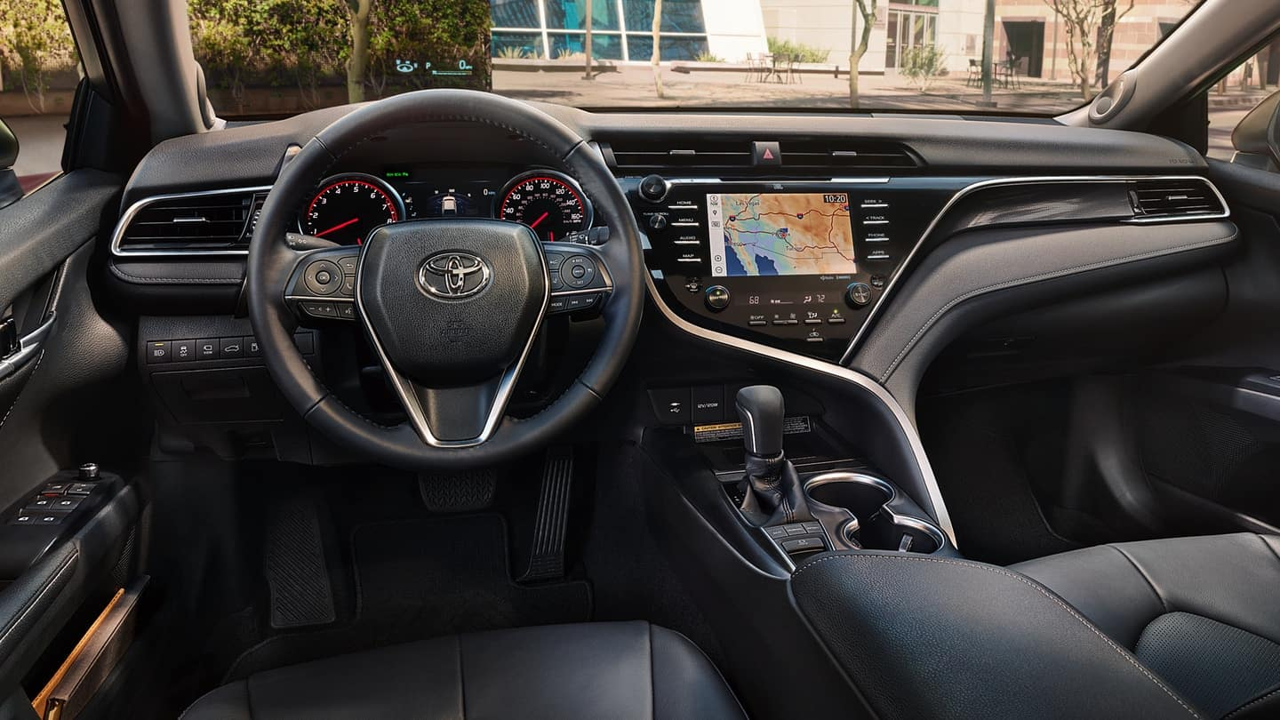 2018 Toyota Camry Has One of the Best Interiors