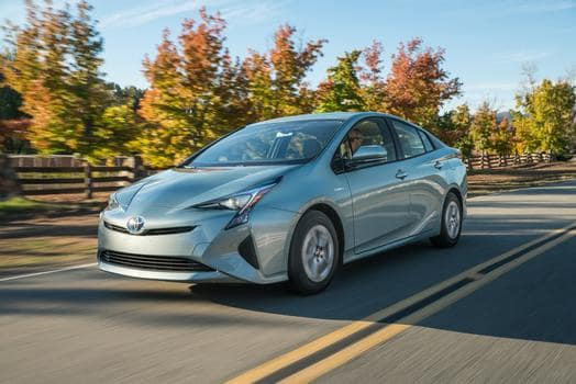 The 2018 Toyota Prius is the Most Efficient Prius Ever