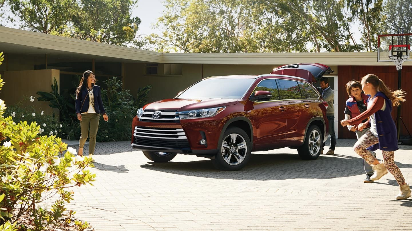 How to Save your Seat Positions in the 2018 Toyota Highlander