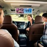 How to Save your Seat Positions in the Toyota Sienna