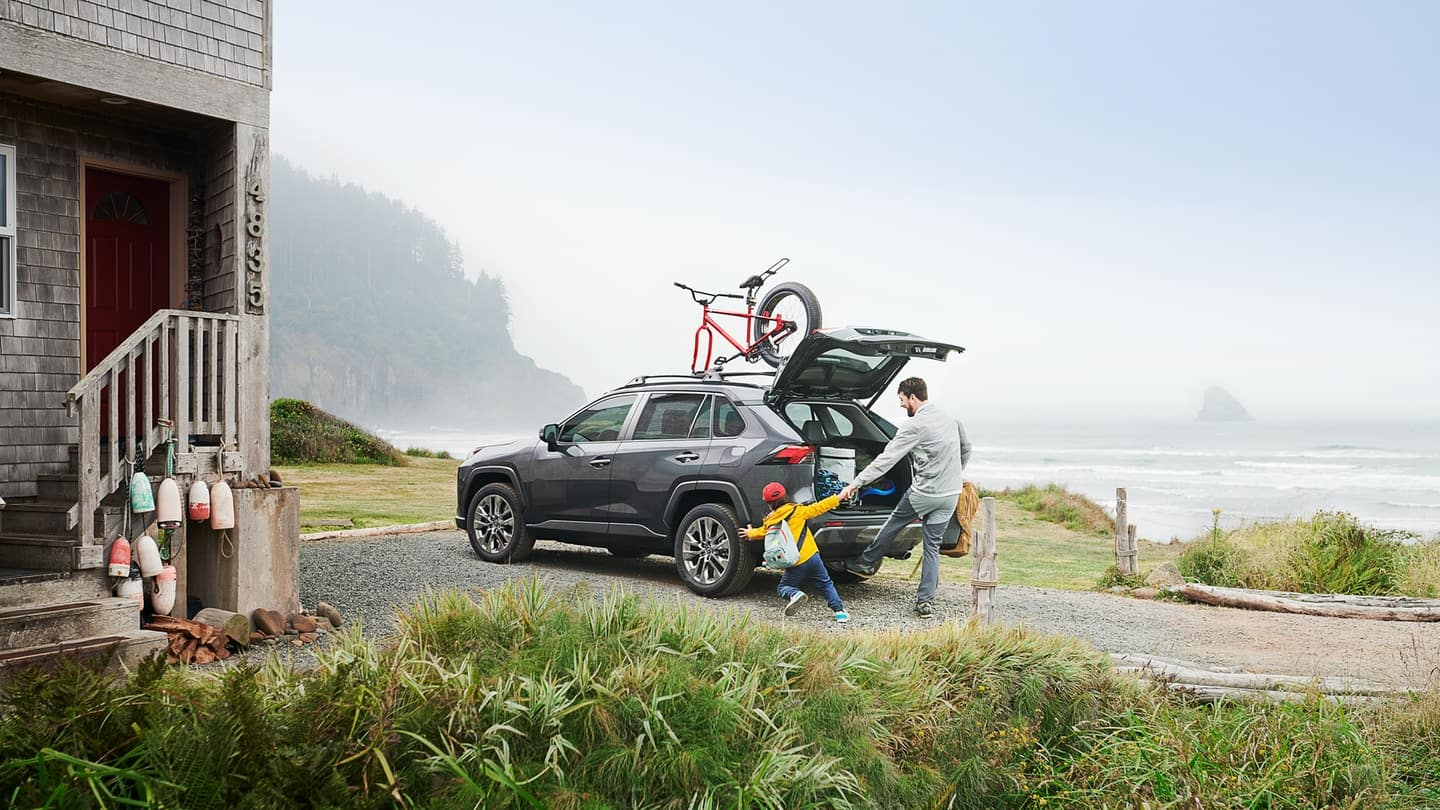 How to Adjust and Reset the Rav4 and Highlander Liftgate